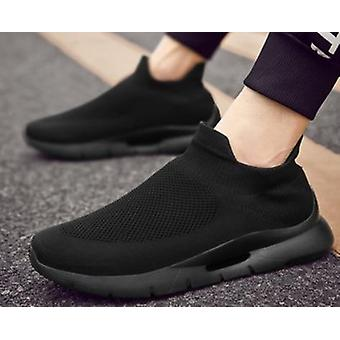 Man Casual Shoes Couple Footwear