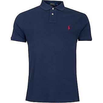 Polo Ralph Lauren Kortermet Mesh Pique Polo Skjorte