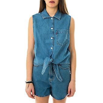 Camisa de mujer levi's rumi bttn camisa 29958-0001