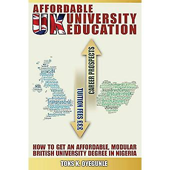 Affordable UK University Education - How to Get an Affordable - Modula