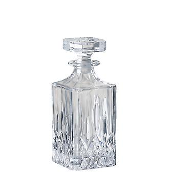 J-Line Carafe with Stop Cut Glass