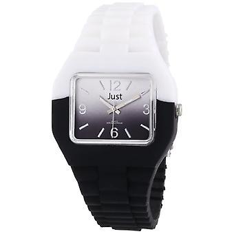 Just Watches 48-S6501-WH-BK - Unisex Watch