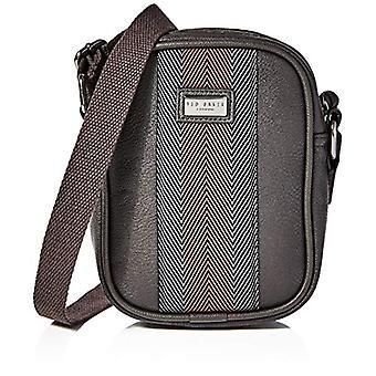 Ted Baker LONDON SUNDIE, Men's Flight Bag, Brn-choc, One Size