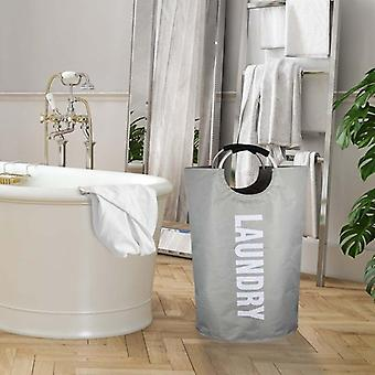 1PC Large Laundry Basket Waterproof Oxford Storage Bag Toy Cloth Organizer|Foldable Storage Bags