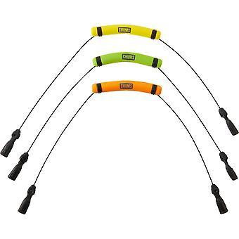 Chums Orbiter Float Нержавеющая сталь Солнцезащитные очки Очки Retainer