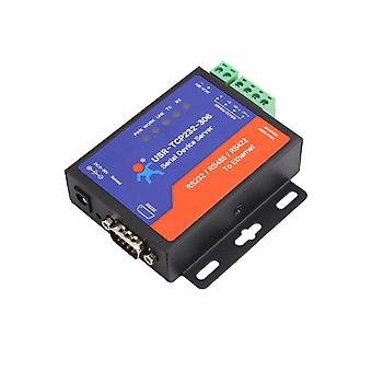 Tcp Ip Converter Wsparcie Dns Dhcp Wbudowana strona sieci Web Rs232 Rs485 Rs422