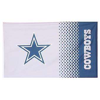 Dallas Cowboys Fade NFL Flag 5 x 3