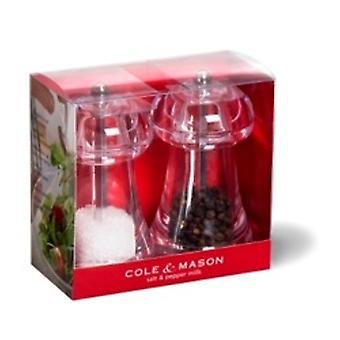 Cole & Mason Everyday Salt and Pepper Mills