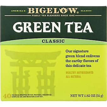 Bigelow Tea Grn 40Bg, Case of 6 X 1.82 Oz