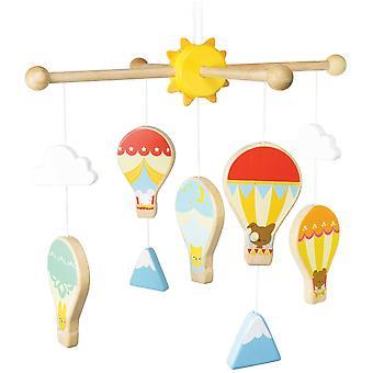 Le Toy Van Petilou Baby Hot Air Balloon Mobile