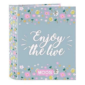 Folder Safta Enjoy the Live (27 x 33 x 6 cm)