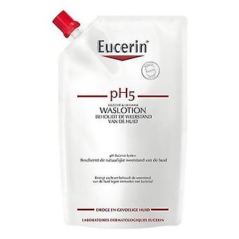 Gel de ducha PH5 Eucerin Refill (400 ml)