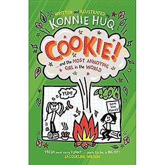 Cookie! (Buch 2): Cookie und das ärgerlichste Mädchen der Welt