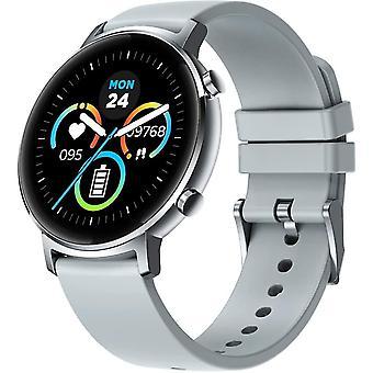 GTR Health and Fitness Smartwatch z tętnem, trybami ćwiczeń, śledzeniem snu, wodoodpornym