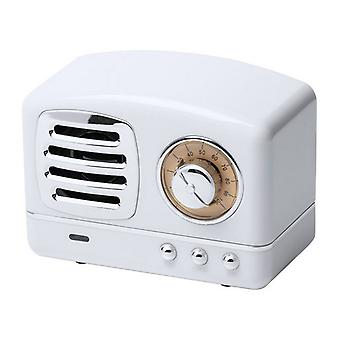 Haut-parleurs Bluetooth 3W Vintage 146254
