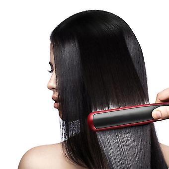 Ceramica dritto bastone per capelli elettrico curling macchina per capelli multifunzione ricci dritto dual-uso