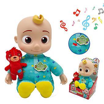 Jojoelon Animation Plüsch Puppe, die von Cocom singen kann