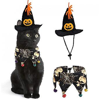 Halloween Cat Costume For Kittens Halloween Party Decoration