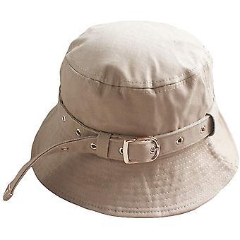 Bucket Hat, British Beach Sun Hat Packable Travel Fisherman Cap For Women