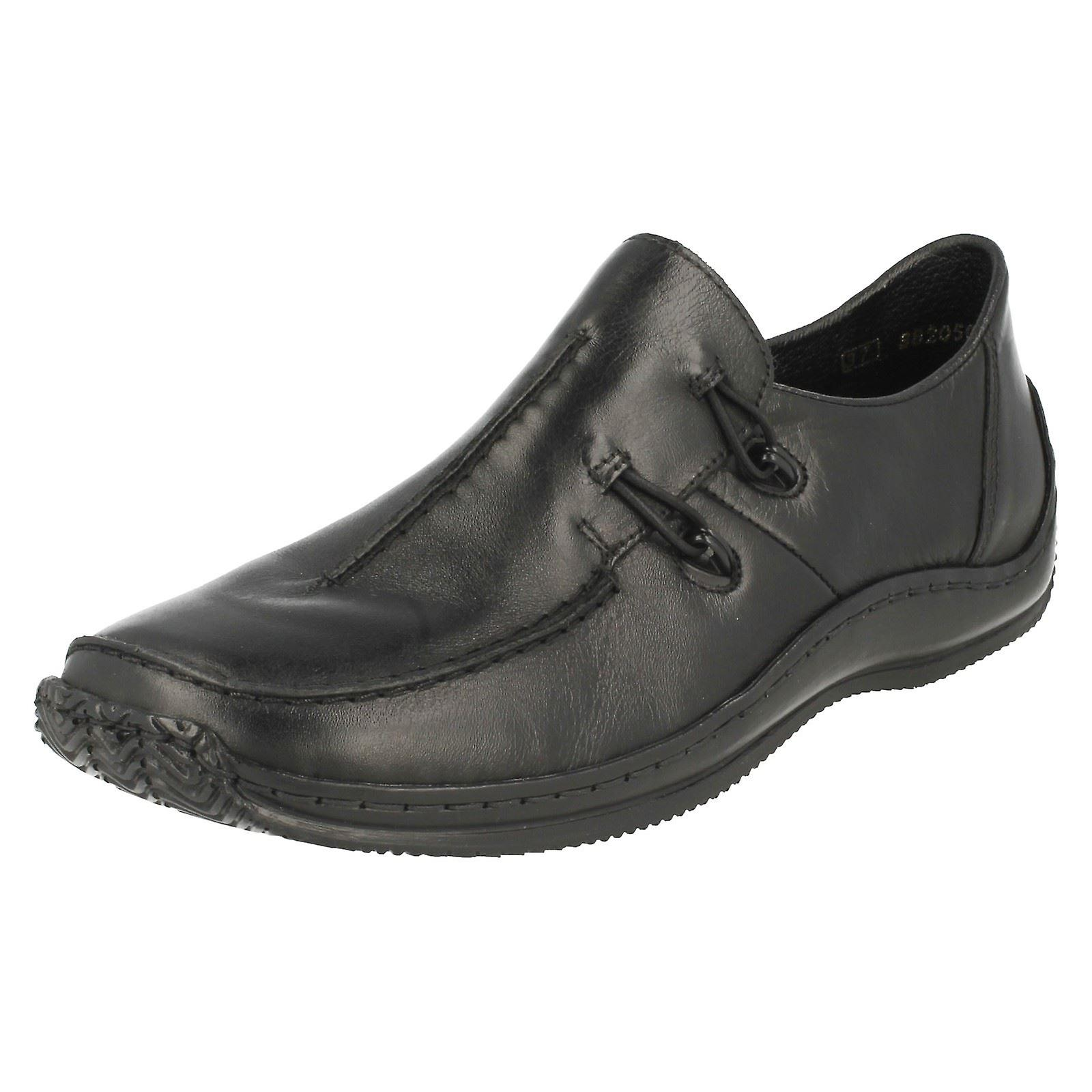 Buty damskie Rieker płaskim L1751 jKzxb