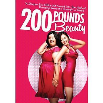200 ポンドの美しさ 【 DVD 】 米国をインポートします。