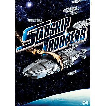 Starship Troopers [DVD] Stati Uniti importare