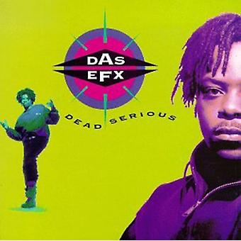 Das Efx - Dead Serious [CD] USA import