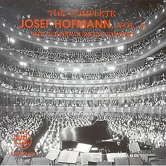 Josef Hofmann - The Complete Josef Hofmann, Vol. 2 [CD] USA import