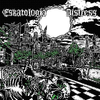 Eskatologia/Distress - Split [CD] USA import