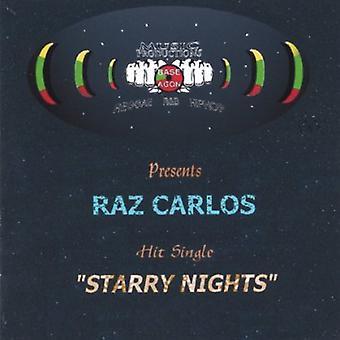 Raz Carlos - importation USA nuits étoilées [CD]