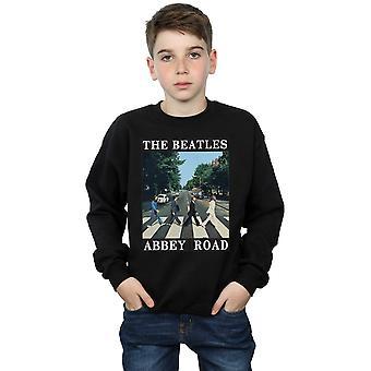 The Beatles Boys Abbey Road Sweatshirt