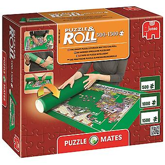 Puzzle Mates Jigsaw Puzzle & Roll Storage Mat (500 - 1500 Pieces)