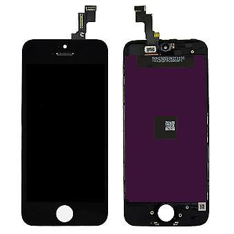 A + 5 s LCD écran tactile iPhone-noir