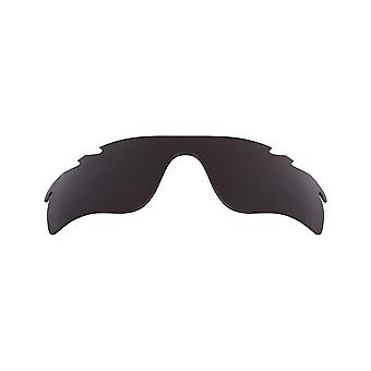 Polarized Replacement Lenses for Oakley Radarlock Path Frame Black Anti-Scratch Vented UV400 by SeekOptics