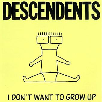 Descendents - I Don't Want to Grow Up [Vinyl] USA import