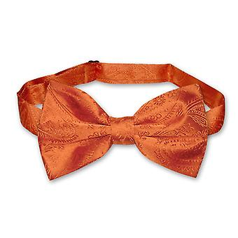 Vesuvio Napoli Bowtie Paisley Men ' s Bow cravată pentru costum Tuxedo