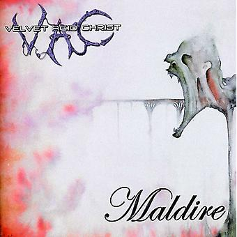 Velvet Acid Christ - Maldire [CD] USA import