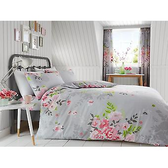 Alice Floral Duvet Cover Set