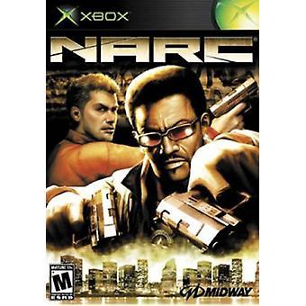 NARC (Xbox)-nieuw