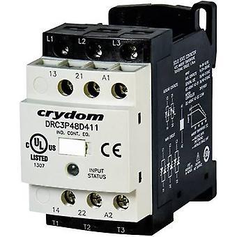 Crydom DRC3P48D400R2 Magnetic starter 24 V DC, 24 V AC 7.6 A 1 pc(s)