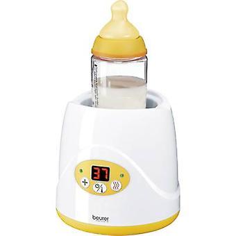 Beurer BY52 Babynahrung wärmer Gelb, Weiß