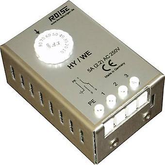 Rose LM Enclosure hygrostat HY/WE 230 V AC 1 change-over (L x W x H) 95 x 63 x 43 mm 1 pc(s)