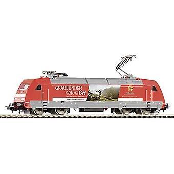 Spirometrille H0 59456 H0 E-Loc BR 101 Swiss matkustaa DB AG