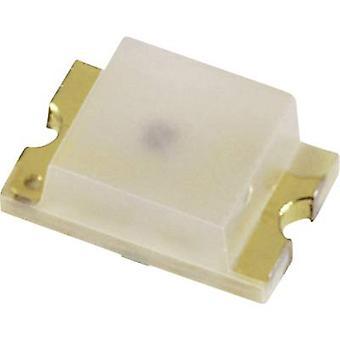 OSRAM LYR976-PS-36-Z SMD LED 0805 keltainen 60 MCD 160 ° 20 mA 2 V teippi leikkaus