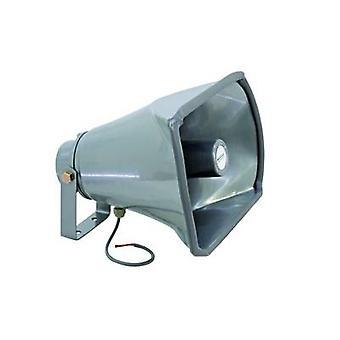 Omnitronic NOH-35S Compression drive speaker 35 W Silver, Black 1 pc(s)