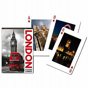 London Sights Set Of Playing Cards