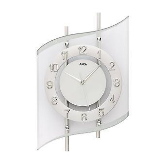 Radio di orologio parete AMS - 5506