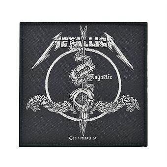 Metallica Death Magnetic Arrow Woven Patch