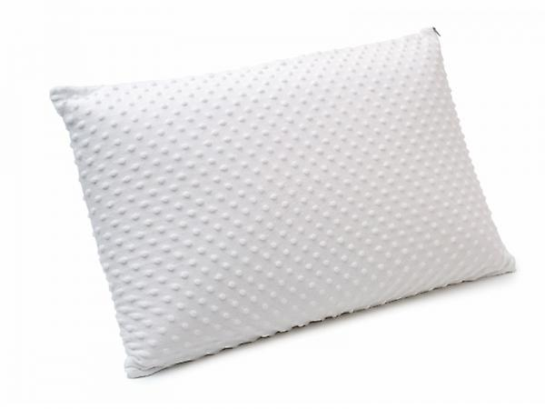 Hypnos Low Profile Latex Pillow Breathable for Front and Back Sleepers