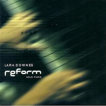 Lara Downes - Reform: Solo Piano [CD] USA import